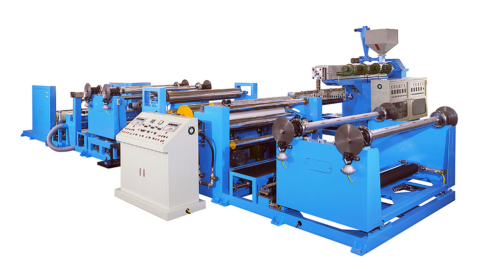 SC-SLM Extrusion Coating and Laminating Line