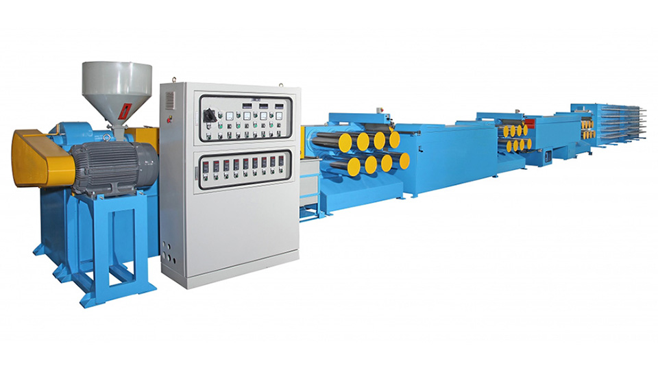 SC-MFP PP/HDPE Monofilament Extrusion Line