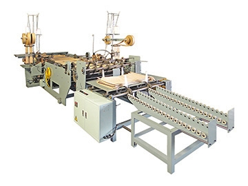 Manual Double Head Sewing Line