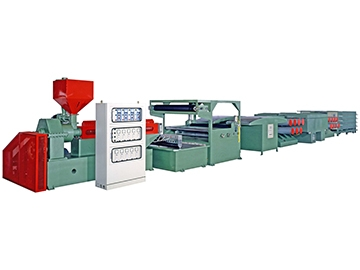 PP/HDPE Tape Extrusion Line