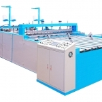 SC-JBPCM FIBC Jumbo Bag Panel Hemming Cutting Machine